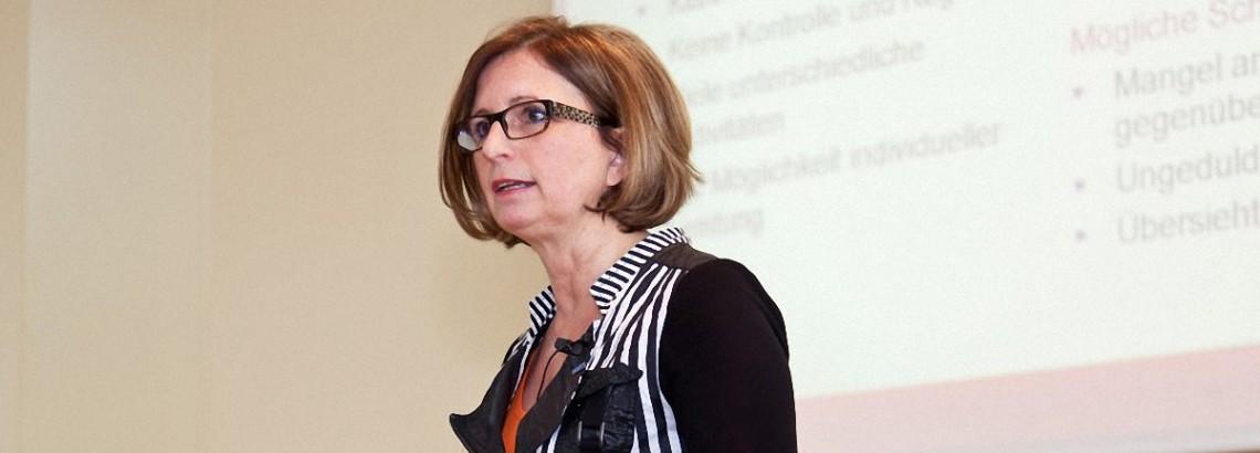 Christa Mesnaric Unternehmerin 5-Sterne-Redner